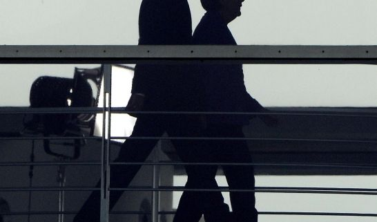 Guido Westerwelle (FDP) und Angela Merkel (CDU) (Foto)