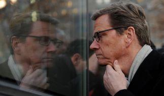 Guido Westerwelle wird 50 (Foto)