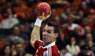Gummersbach gewinnt Viertelfinal-Hinspiel (Foto)