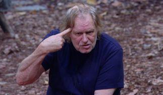 Gunter Gabriel hatte im Dschungelcamp von RTL leider keine gute Zeit. (Foto)