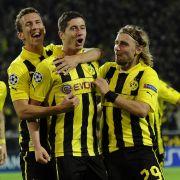 Gute Chancen auf erneute Champions-League-Festspiele: Dortmund spielt gegen Schachtjor Donezk.