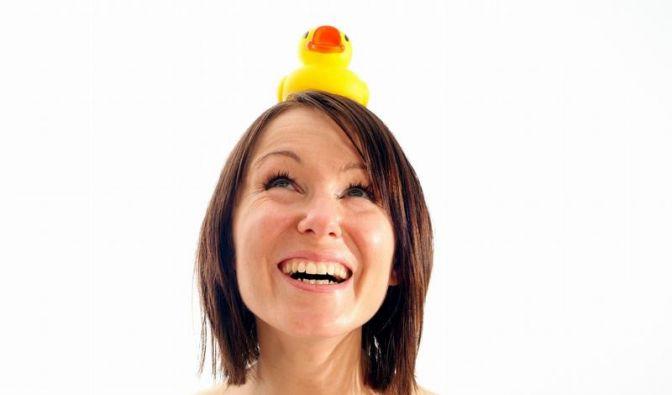 Gute-Laune-Lachen: Körper und Seele sind ein Team (Foto)