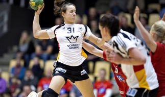 Gute WM-Generalprobe: DHB-Frauen remis in Dänemark (Foto)
