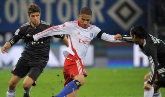 Guter HSV trotzt harmlosen Bayern ein 0:0 ab (Foto)