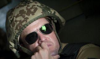 Guttenberg in Afghanistan (Foto)