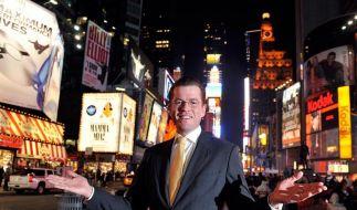 Guttenberg in New York (Foto)
