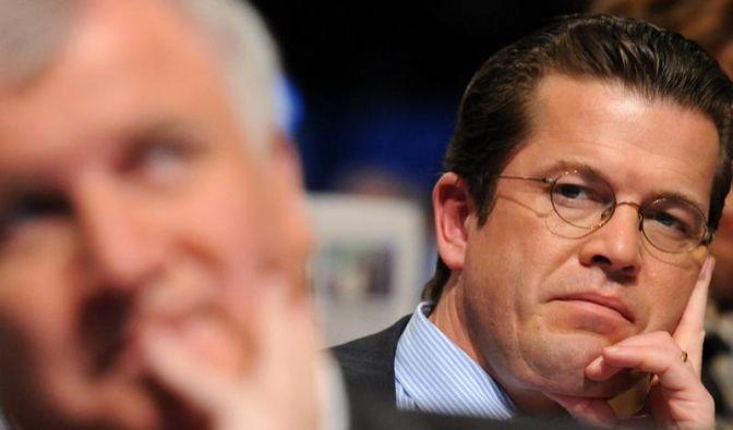 Guttenberg kommt angeblich vorerst nicht zurück (Foto)