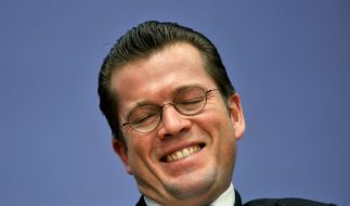 Guttenberg relativiert neue Plagiatsvorwürfe (Foto)