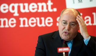 Gysi beschuldigt den Verfassungsschutz der Luege (Foto)