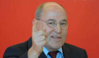 Gysi warnt: Machtkampf stürzt Linke in Existenzkrise (Foto)