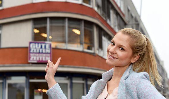 GZSZ-Star Valentina Pahde hat früher in der Schule gemogelt.