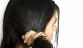 Haarpflege (Foto)