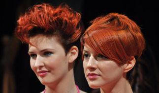 Haartrends 2011: Der Rotschopf lässig verweht (Foto)