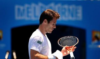 Haas gegen Nadal in Melbourne ohne Chance (Foto)