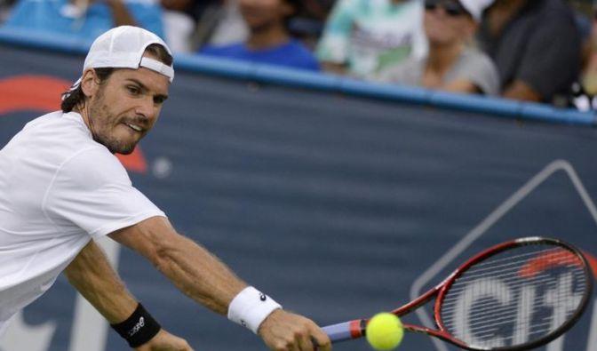 Haas von Djokovic gestoppt - Lob vom Bezwinger (Foto)