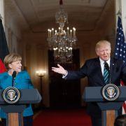 DIESE Gemeinsamkeit verbindet die Kanzlerin doch mit Trump (Foto)