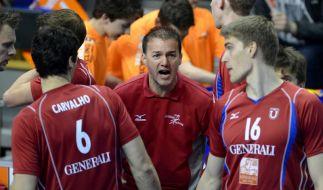 Hachings Volleyballer wollen Heimvorteil nutzen (Foto)