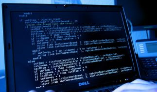 Hacker legen Internetseite des britischen Innenministeriums lahm (Foto)
