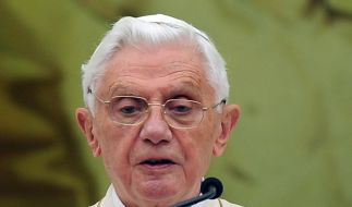 Hälfte der Linksfraktion will Papst boykottieren (Foto)