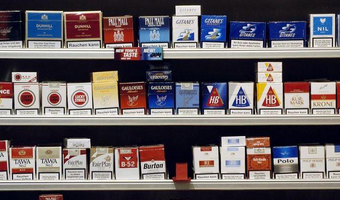 Händler decken sich vor Steuererhöhung mit Tabak ein (Foto)