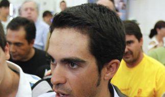 Hängepartie um Contador: CAS-Verhandlung vertagt (Foto)
