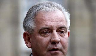 Haftbefehl gegen Kroatiens Ex-Regierungschef Sanader (Foto)