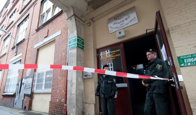 Haftbefehle gegen Berliner Terrorverdächtige (Foto)