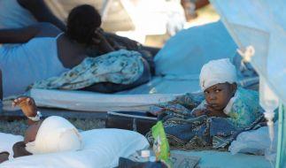 Haiti braucht Milliarden für den Wiederaufbau (Foto)