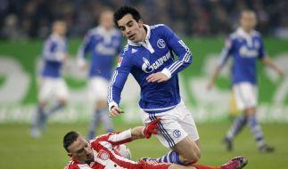 Halbfinal-Knüller Bayern gegen Schalke im Pokal (Foto)