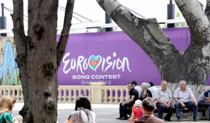 Halbfinale beim ESC und Festnahmen in Baku (Foto)