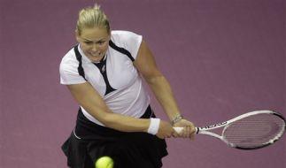 Halbfinale im Fed Cup verpasst (Foto)
