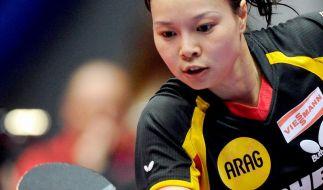 Halbfinale in Südkorea ohne deutsche Tischtennis-Asse (Foto)