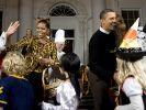 Halloween im Weißen Haus (Foto)