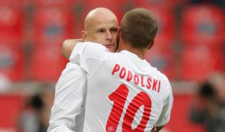Hamburg kommt: Köln will ohne Podolski treffen (Foto)