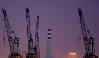 Hamburger Hafen (Foto)