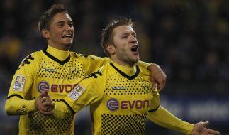 Hamburger SV - Borussia Dortmund (Foto)