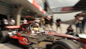 Hamilton auch im zweiten Training Schnellster (Foto)