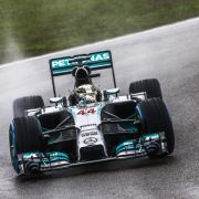 Hamilton souveräner Sieger in Shanghai vor Rosberg (Foto)