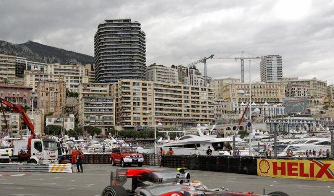 Hamilton zieht aus der Schweiz nach Monaco (Foto)