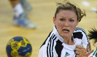 Handball-Frauen verlieren erstmals gegen Brasilien (Foto)