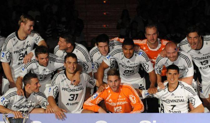 Handball-Liga mit Rekordetat - Kiel Krösus (Foto)
