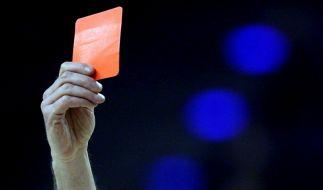 Handball-Schiedsrichter (Foto)