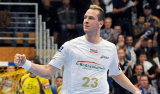 Handball-Trio in Champions League gefordert (Foto)