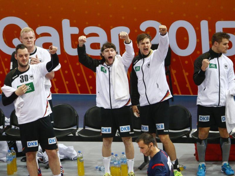 live stream handball deutschland argentinien