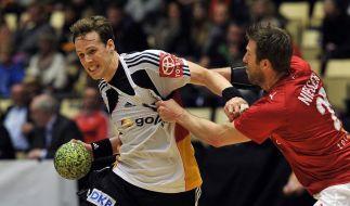 Handballer glänzen bei Dänemarks «Gold-Fest» (Foto)