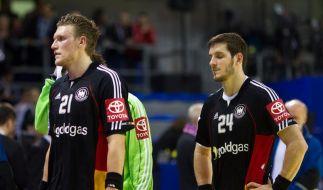 Handballer spielen um alles oder nichts (Foto)