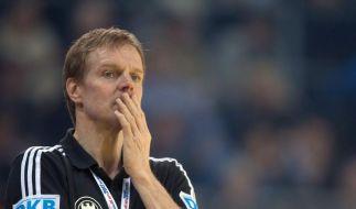 Handballer testen gegen Olympia-Zweiten Schweden (Foto)