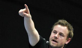 Handballerinnen spielen EM-Qualifikation in Rotenburg (Foto)