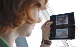 Handheld Nintendo DSi (Foto)