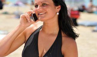 Handy-Nutzung im Urlaub wird billiger (Foto)